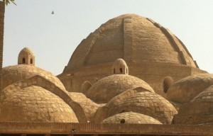Covered market, Bukhara, Uzbekistan